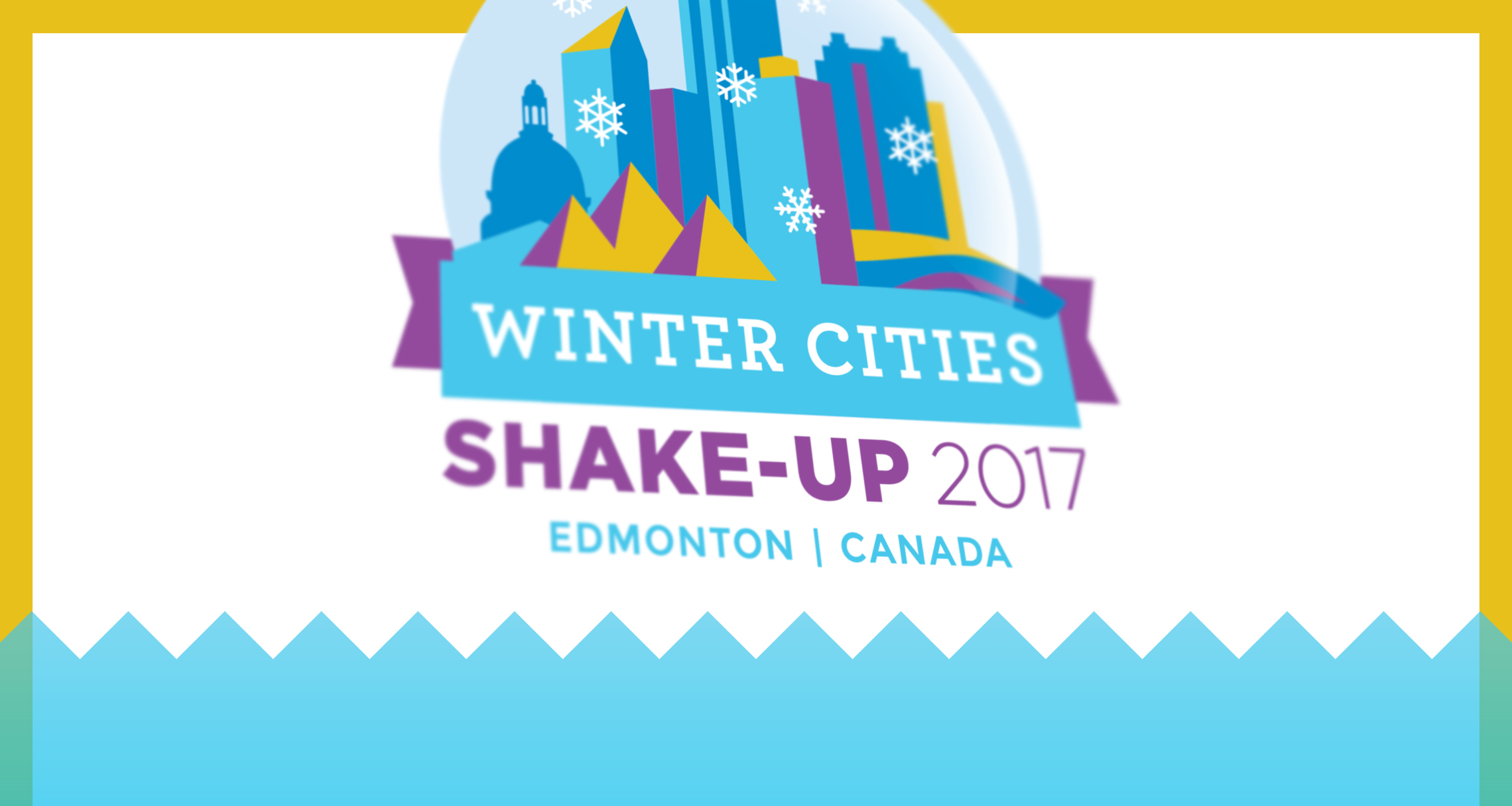 Winter Cities Shake-Up Conference logo