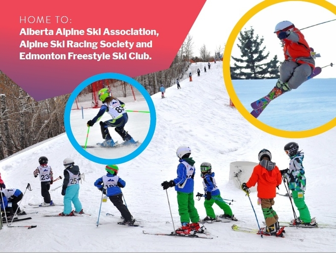 Clubs and Associations at the Edmonton Ski Club