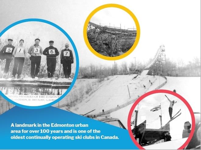 History Of The Edmonton Ski Club