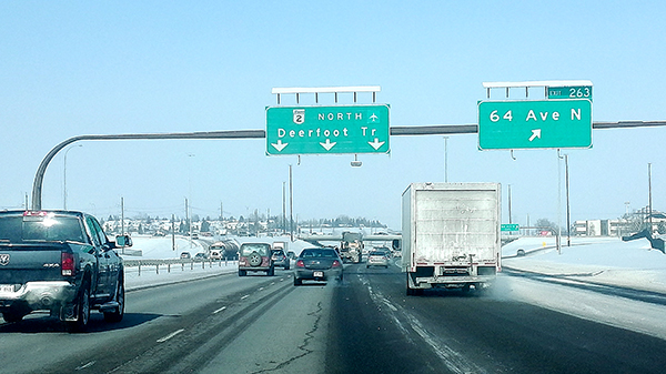 Calgary Highway