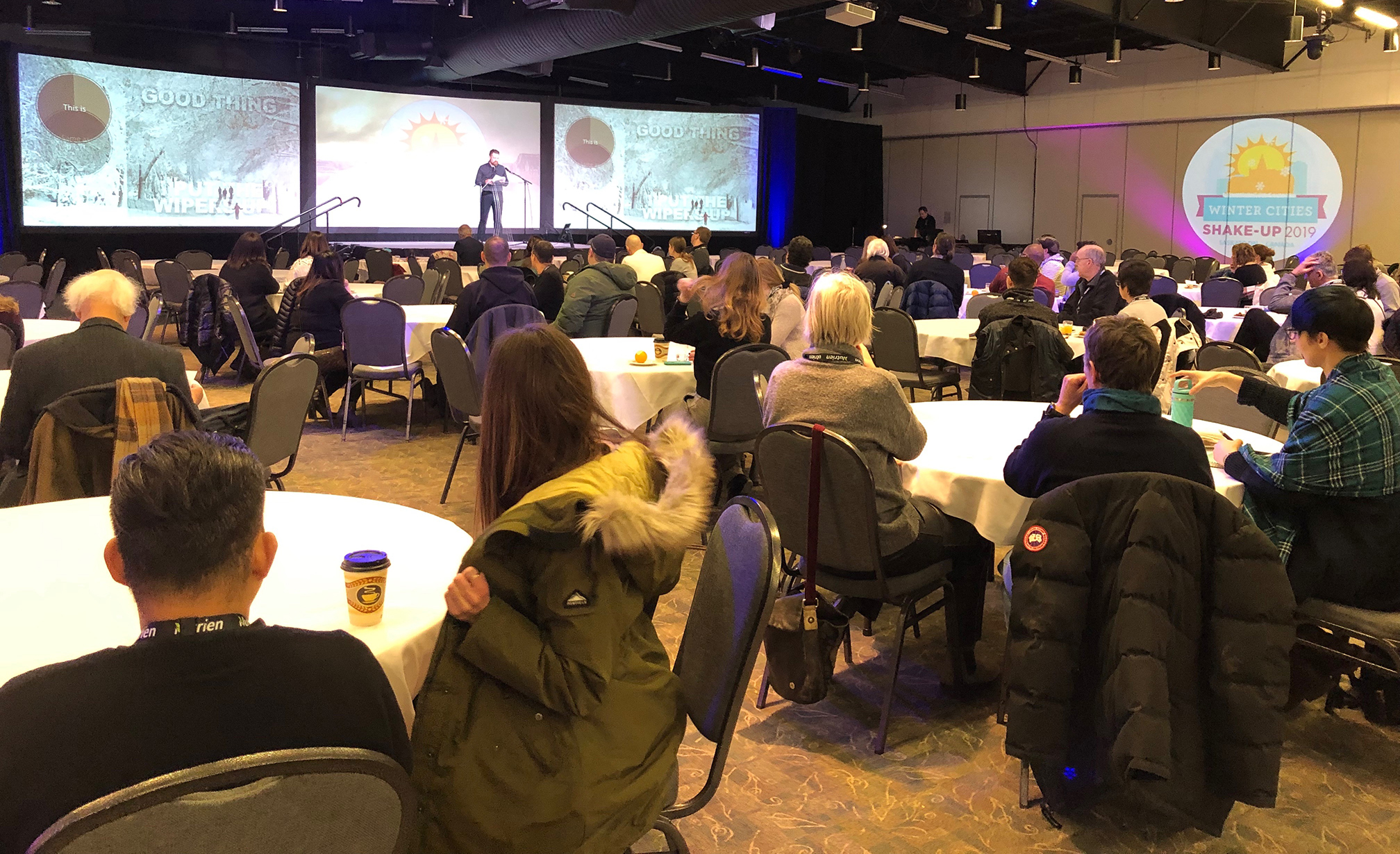 2019 Winter Cities Shake-Up Conference