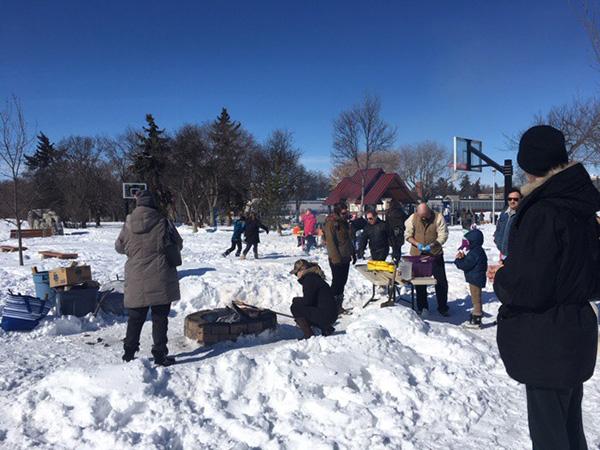 Parkallen Snowfest